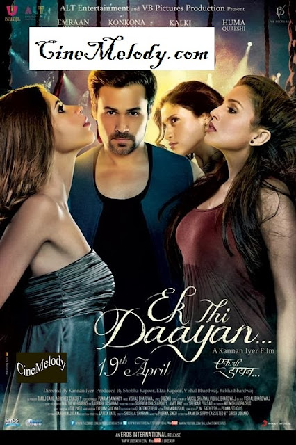 Ek Thi Daayan  Hindi Mp3 Songs Free  Download  2013