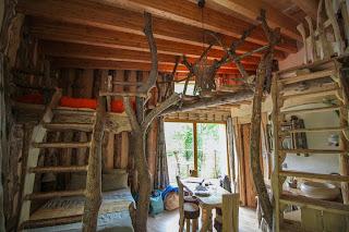 Wood Cabin, Bol d'Air, La Bresse