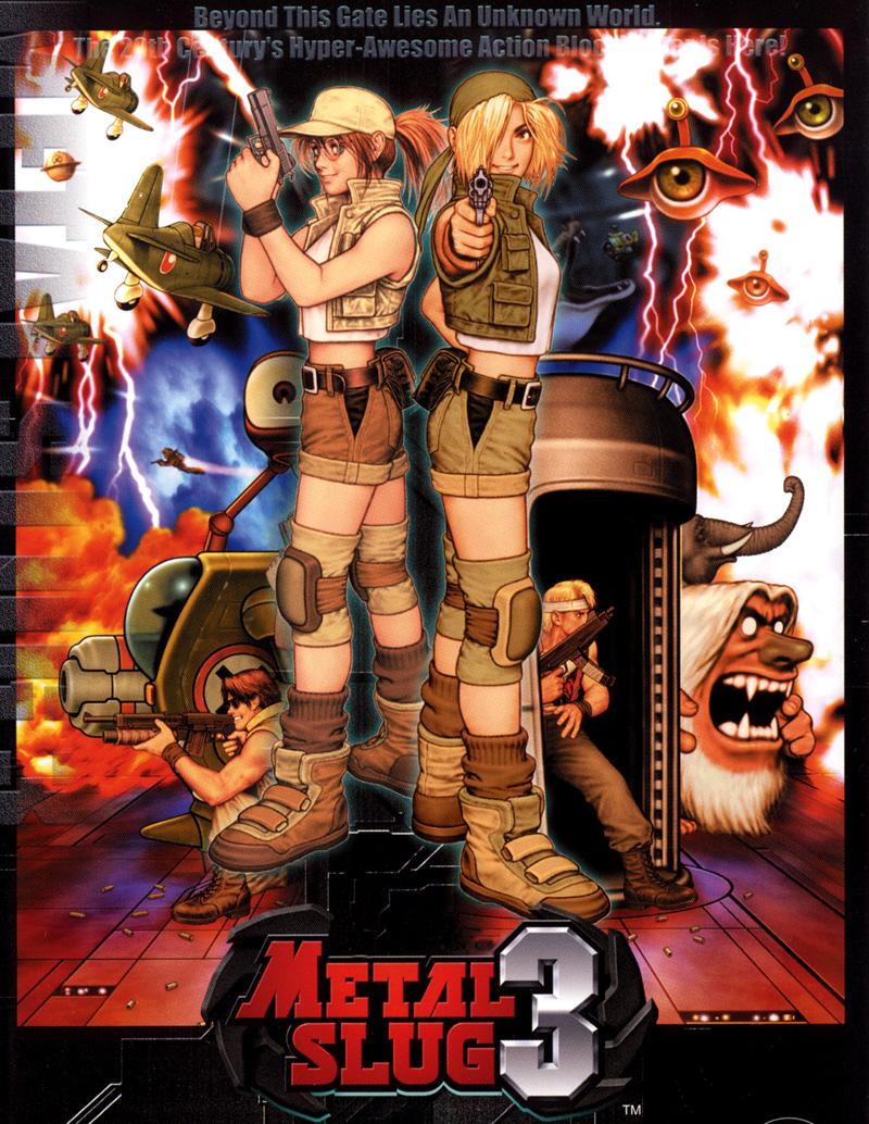Metal Slug 3 (2003)