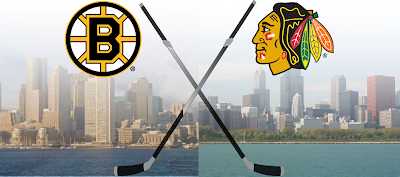 A Tale of Two Hockey Cities: Boston vs. Chicago