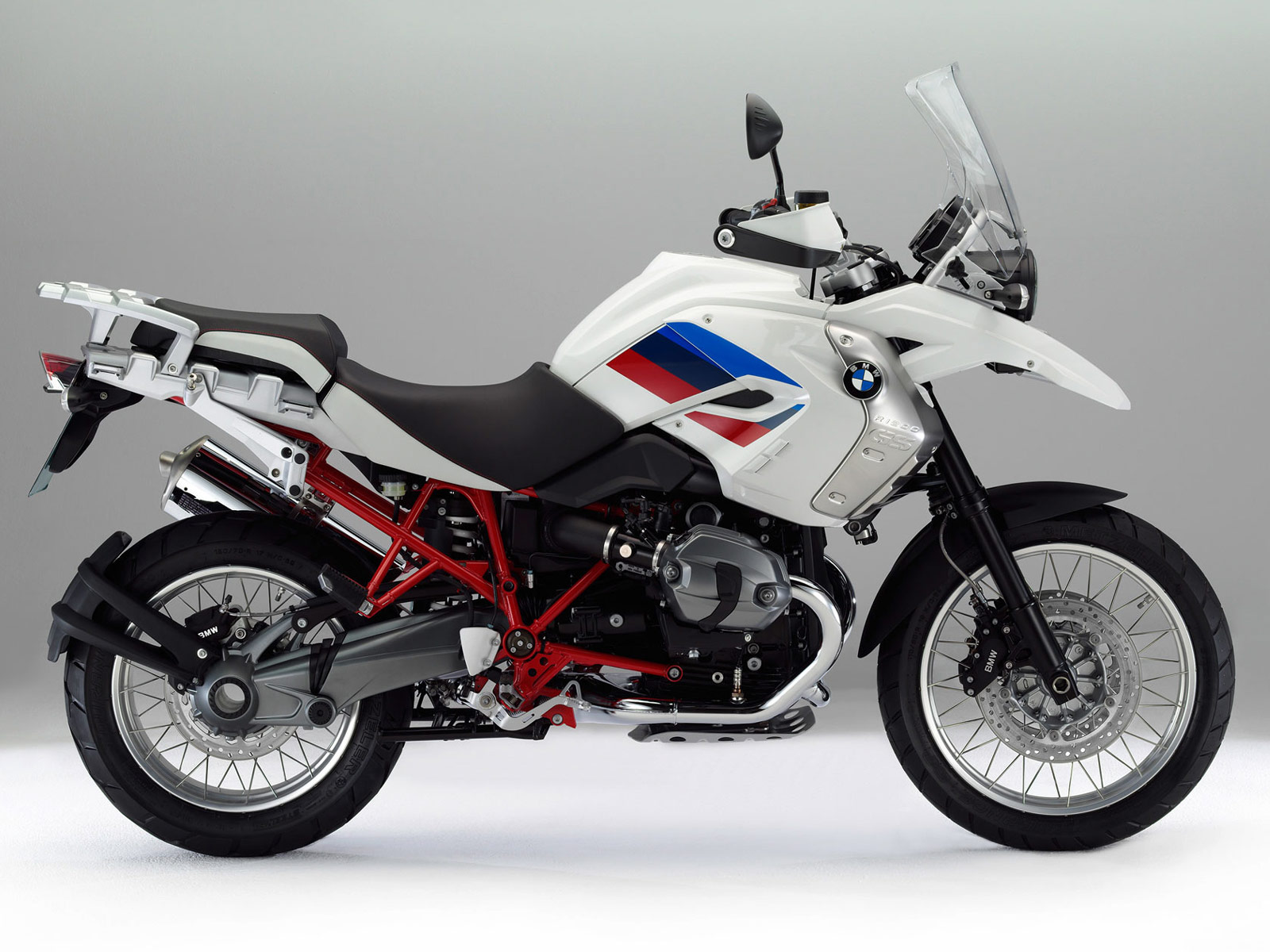 2012 BMW R1200GS Rallye motorcycle wallpapers, review, specifications