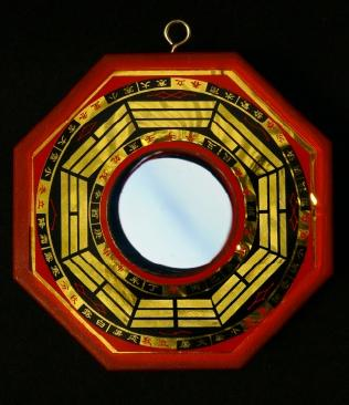 Seeks ghosts traditions how to get rid of ghosts - Feng shui mirror placement ...