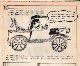Humor 1981-  Tucho Perrón