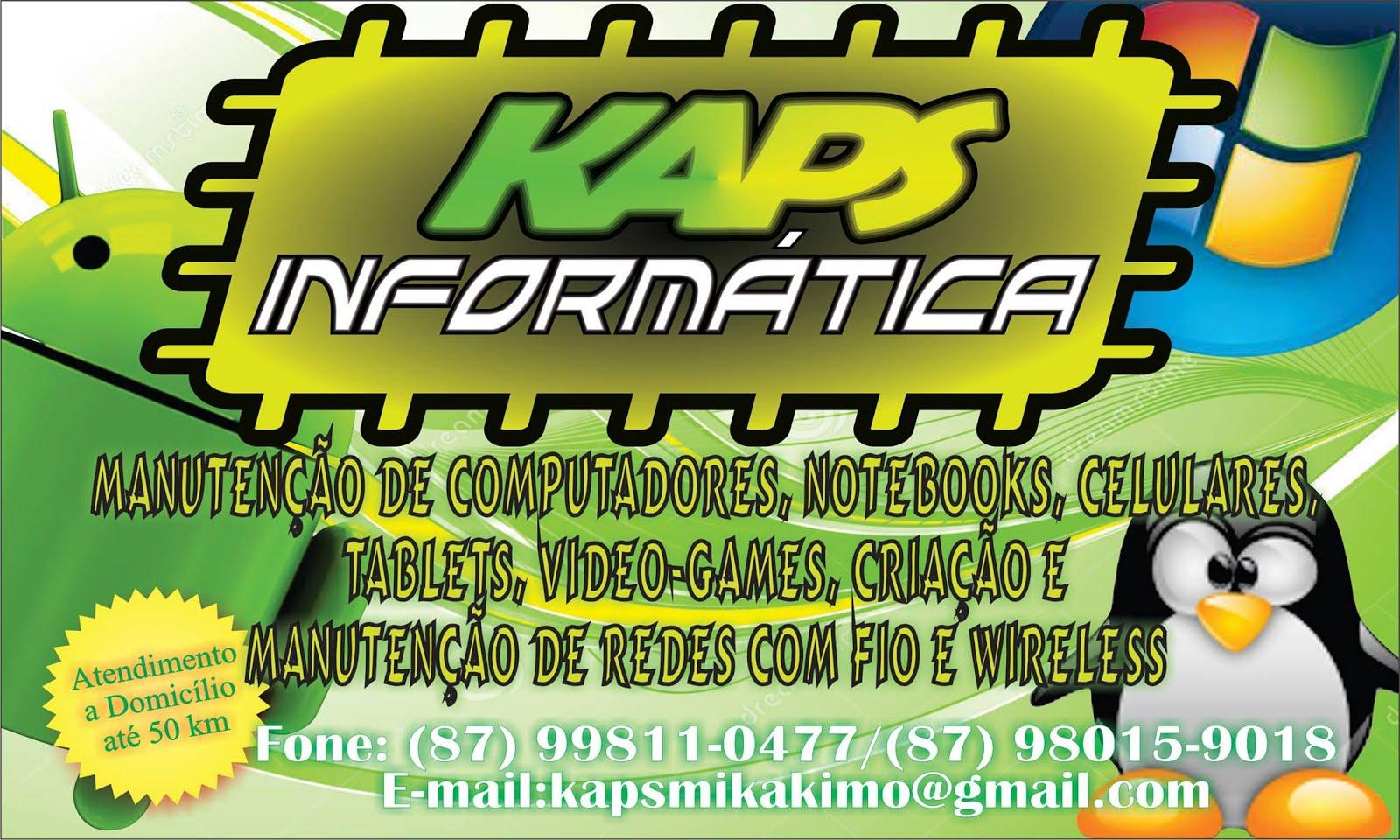 Kaps Informática.