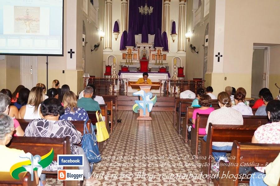 3ª Semana de Oração por Cura Interior: A Suprema  Angústia