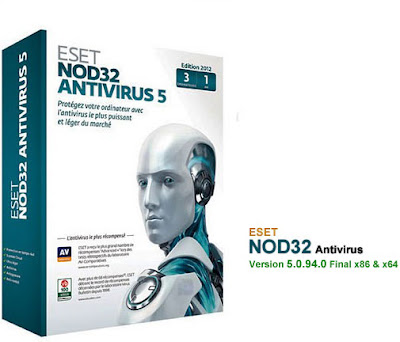 ���� ����� ������� 2012 ������� ESET-NOD32-Antivirus-5.0.94.0-Final-1.jpg
