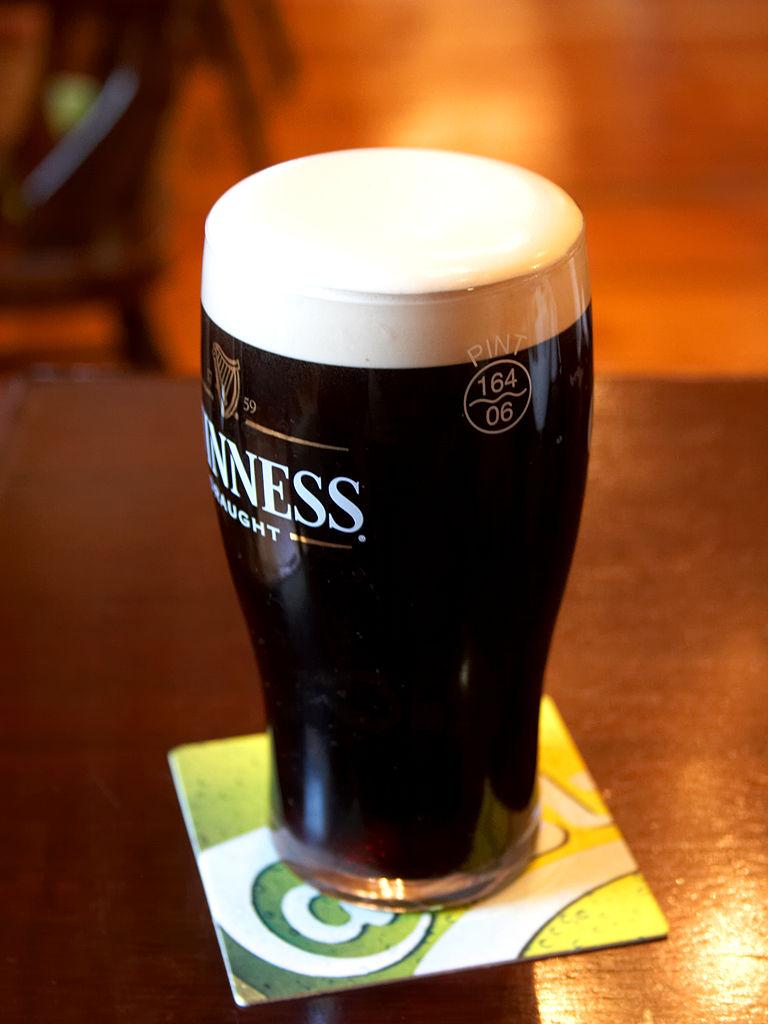 The storyteller oye leave my guinness alone for Guinness beer in ireland