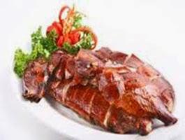 resep praktis dan mudah membuat (memasak) masakan khas bebek peking panggang spesial, enak, lezat