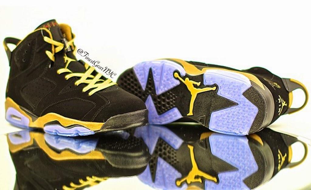 Ruyitrade.com  New arrive Air Jordan 6 OVO Same 1:1 Authentic shoes ... 51ce951b2