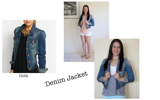 Versatile fashion find Denim Jacket