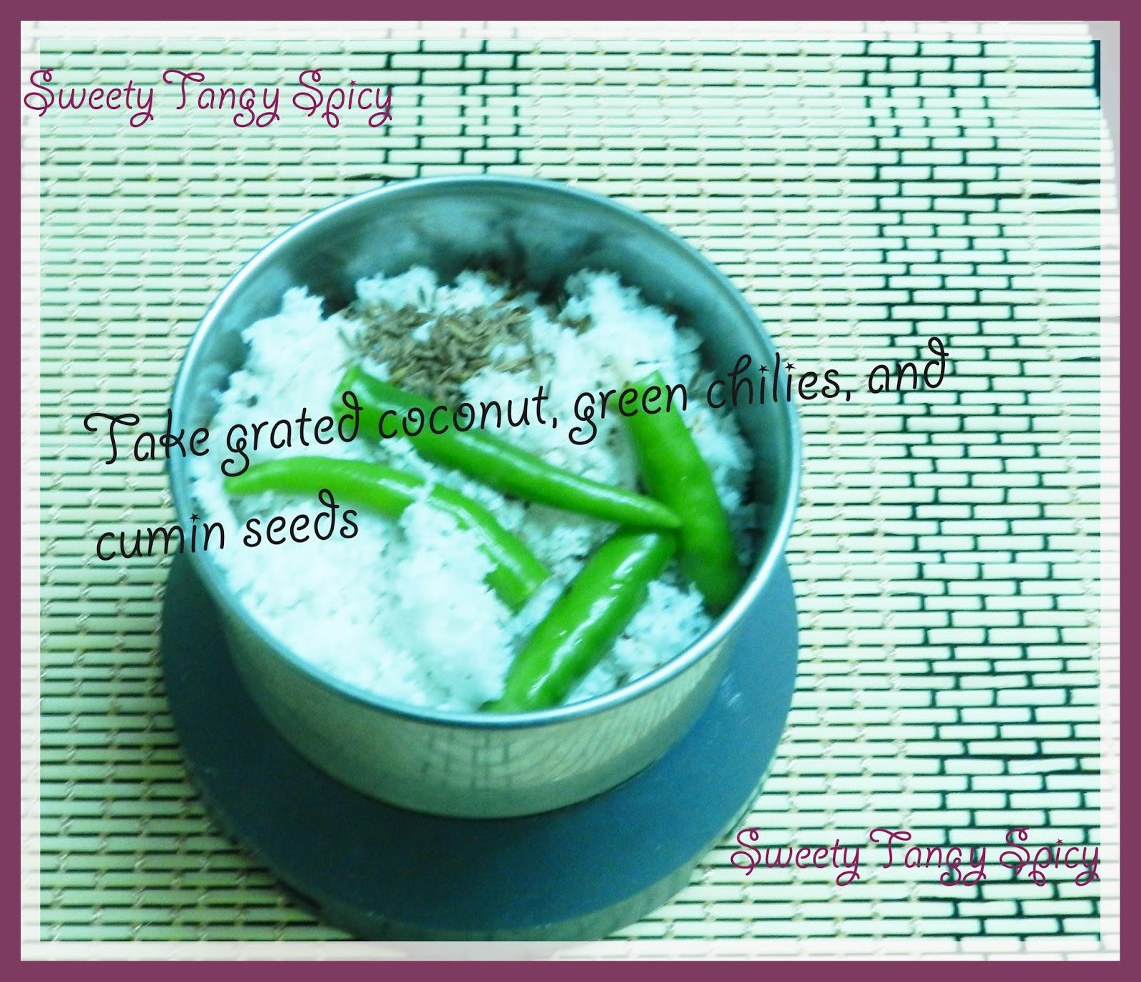 Sweety Tangy Spicy: Padavalanga Kootu / Snake Gourd Bengal Gram Stir Fry