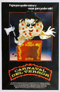 El Carnaval del Terror / La Casa de los Horrores