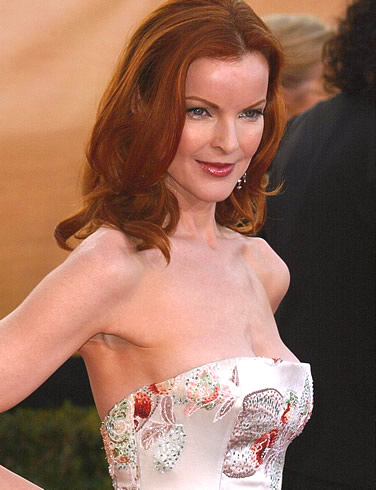 Milf Monday: Marcia Cross