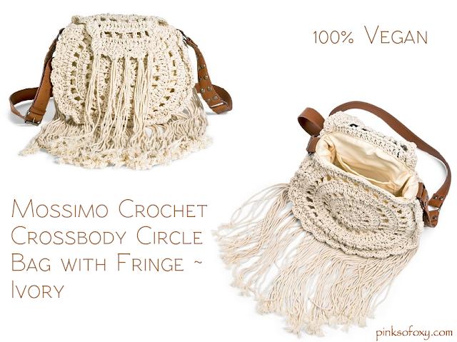 Target Vegan Crossbody Bag