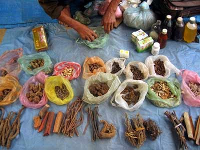 Pokhari Kancha traditional medicine man claims he can cure all life threatening diseases