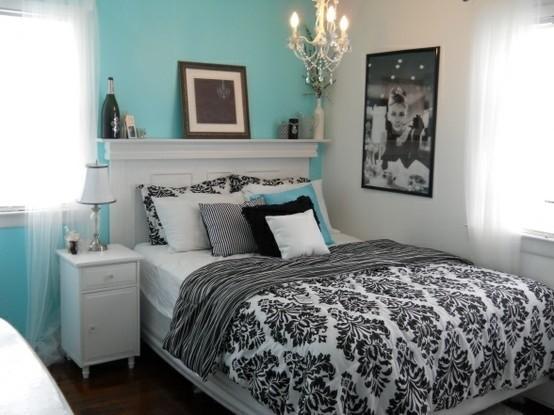 El azul tiffany lo invade todo me paso el dia comprando for Tiffany blue and grey bedroom