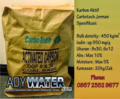 Karbon Aktif Carbotech