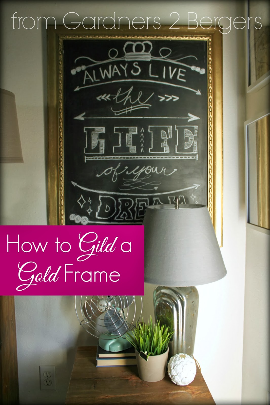 How-to-DIY-Gild-a-Chalkboard