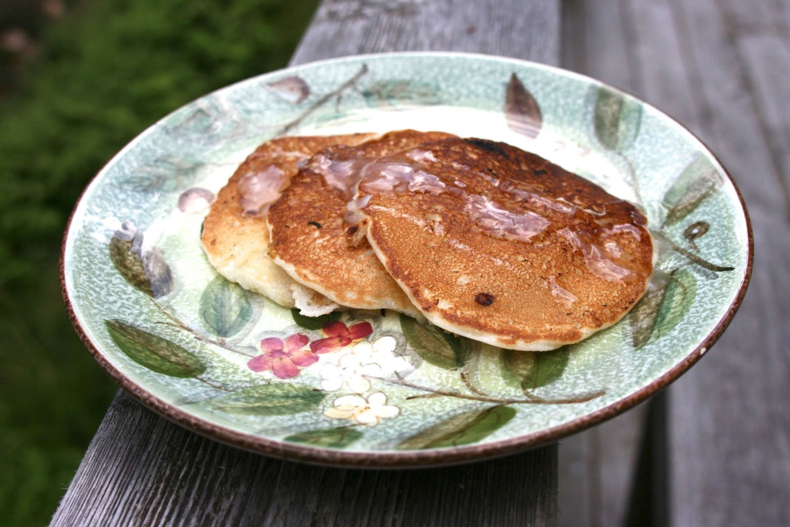 coconut syrup for pancakes hiking on the island of kauai simple