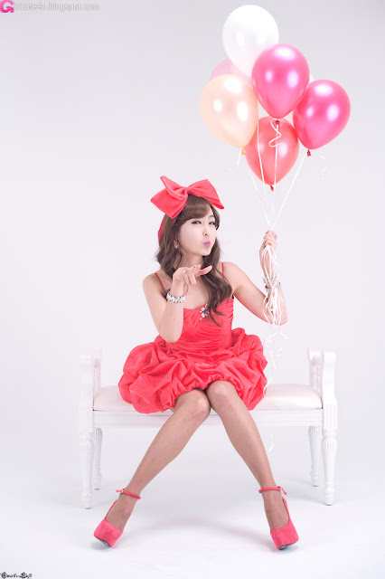 3 Heo Jung Hyun - Like a Rose-very cute asian girl-girlcute4u.blogspot.com