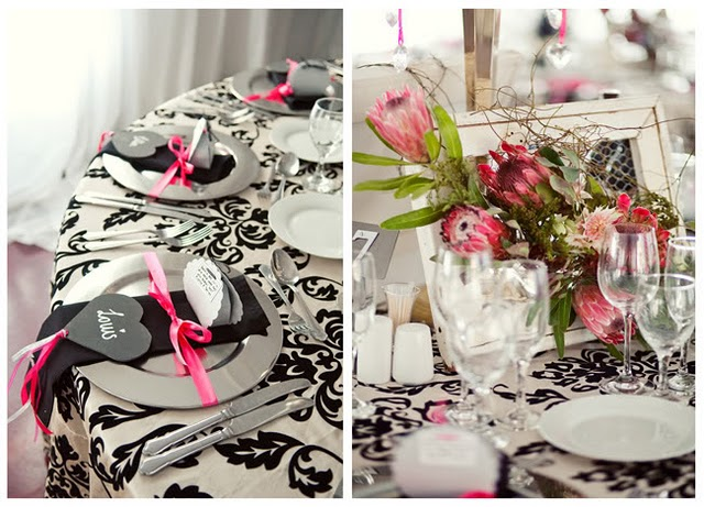 Wedding Theme By Colour Black Weddings and Monochrome Weddings