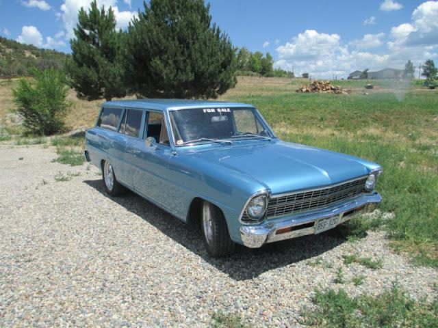 1967 Chevy Wagon On Craigslist | Autos Post