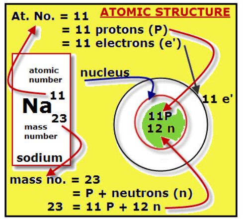 Chemistry Sk016 C1 12 Proton Number Mass Number Ions Isotopes