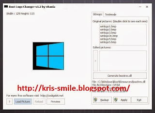 Cara Ganti Logo Boot Windows 8 / 8.1 OM Kris