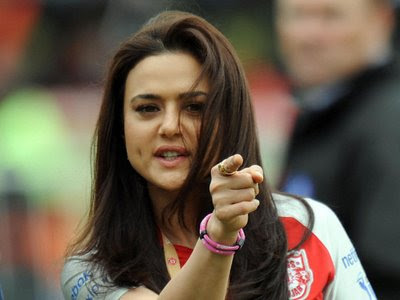 Incompareable Preity