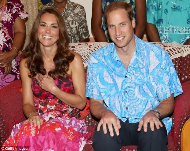 William Kate Bulan Madu Kali Kedua Di Maldives