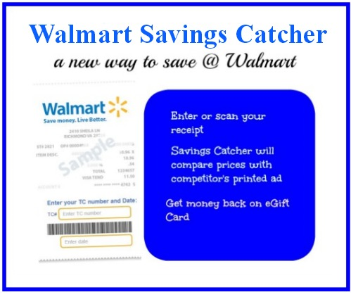 Walmart savings catcher a new way to save at walmart