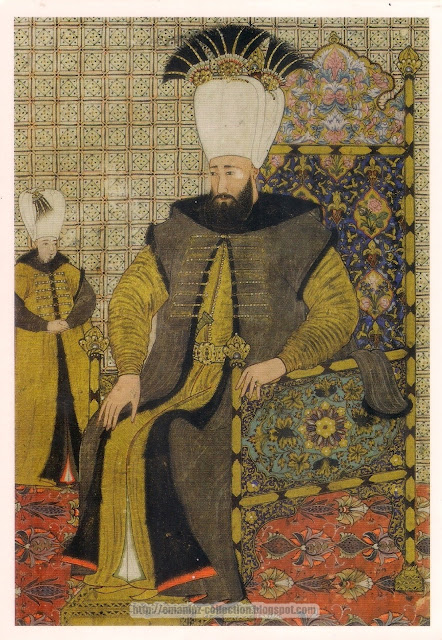 Sultan Ahmed III, Levni