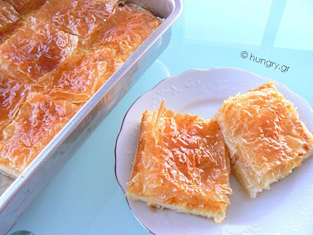 Custard Filled Pastry