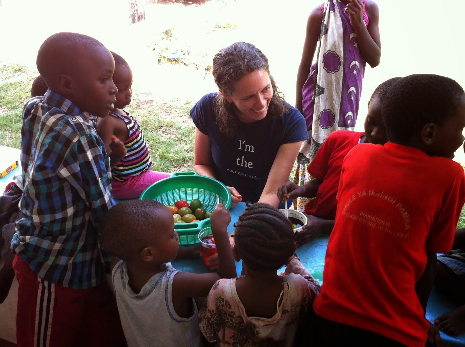 Reids in Africa