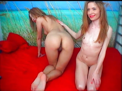 Webcam de fille nue