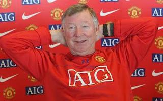 Ferguson cumple 25 años en el Manchester United