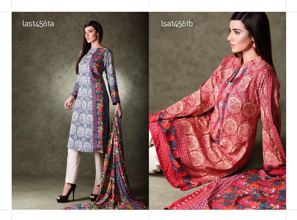 Khaadi Fall Winter Collection 2014-2015
