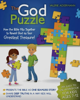 The+Good+Puzzle Putting the Pieces together With The God Puzzle -The God Puzzle  Review