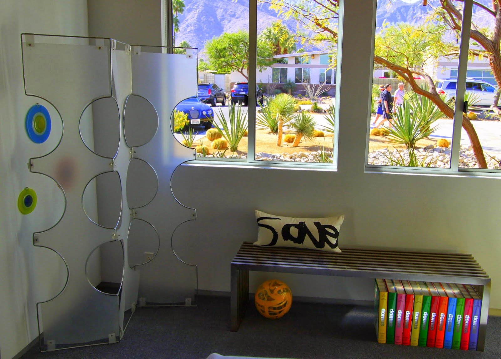 Palm Springs Modernism Week 2014, PSMW, Royal Palm Court, Mid-Century Modern Architecture