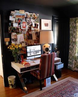 ห้องทำงานขนาดเล็ก