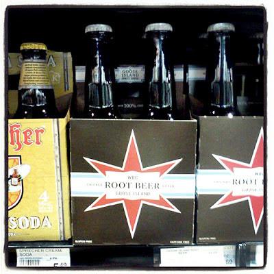 Goose Island Root Beer