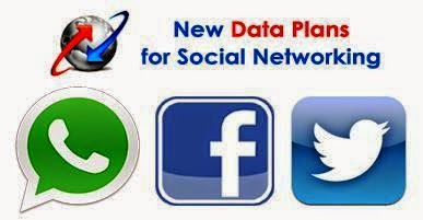 bsnl with facebook & whatsapp