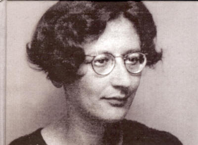 simone weil essay on iliad Simone weil argues that the way homer presents war and the use of force in the iliad, in all of its brutality, violence, and bitterness bathes the work in the light of love and justice (pg 25) the point weil is making is that by depicting the suffering of all of these men regardless of their side.