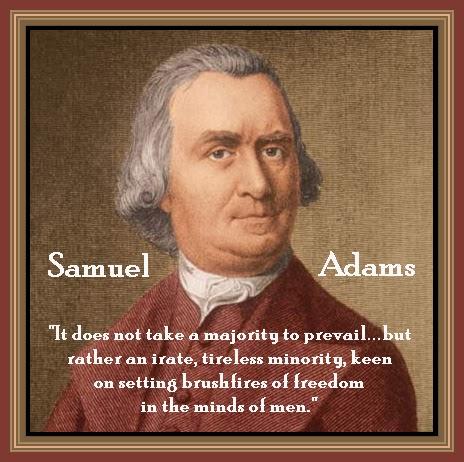 Samuel Adams Quote