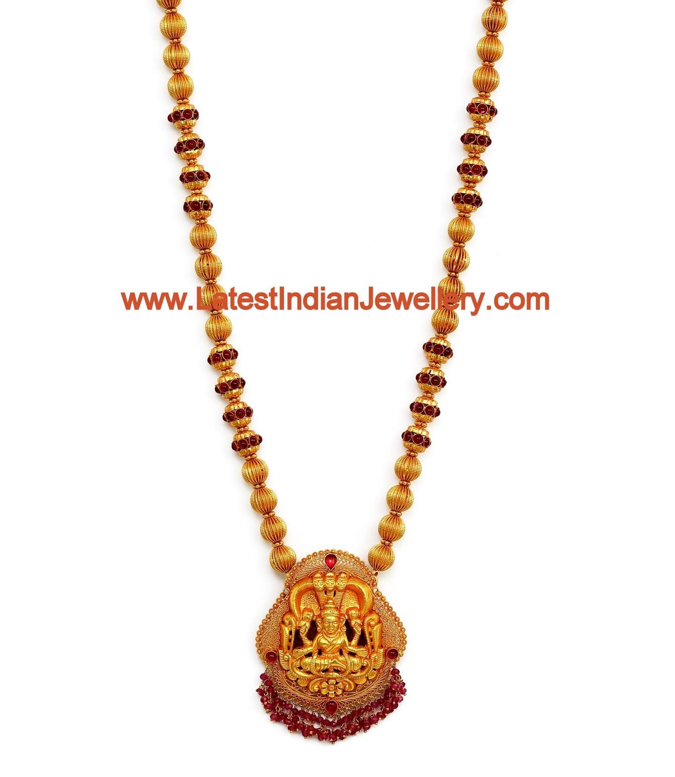 Bhima Jewellery Bands: Classic Temple Jewellery Design In 22 Karat Gold