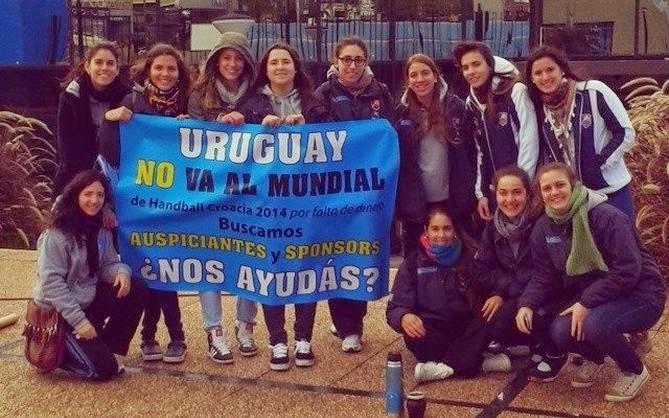 handball uruguay: Las juniors se movilizan para ver a Mujica | Mundo Handball