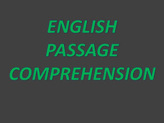 RC Passage For English IBPS Clerk Mains Exam 2016