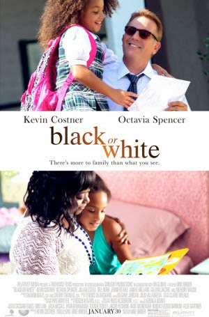 Black or White: Theatrical Poster