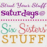 Featured in Six Sisters Strut Your Stuff Link Party! ♥