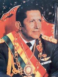 Dictadores de Bolivia